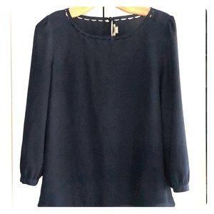 JCrew long sleeved blouse
